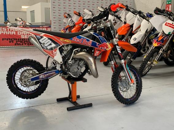 Ktm 65cc Excelentes Condiciones 2017 Enduro Cross