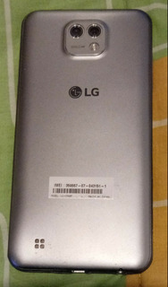 Celular Lg X Cam Touch 1080x1920 Android 16gb 13px Plata