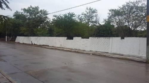 Terreno Comercial En Renta En Zona Centro De Cd. Mante