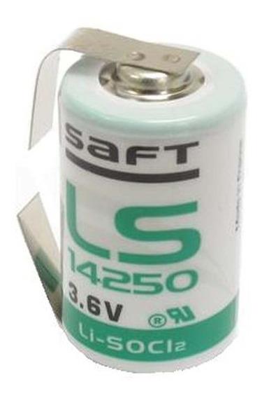 Pila Litio Saft 1/2 Aa 3.6v Uso Especial Battery Master