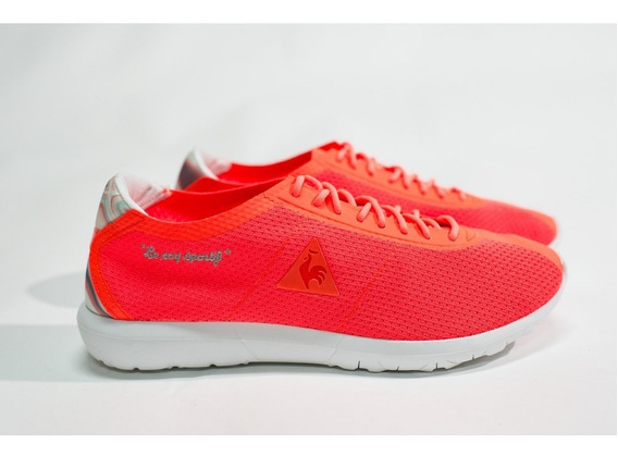 Zapatillas Lecoq Sportif Select Wendon Levity Fiury Coral