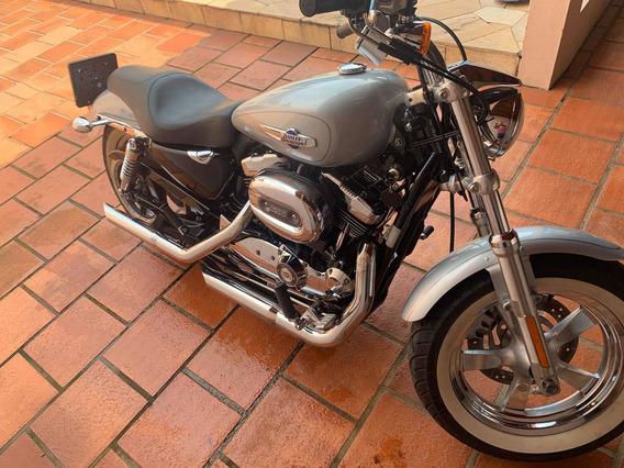 Harley-davidson Custom 1200 Xl