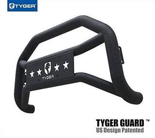 Defensa Frontal Tyger Auto Tg-gd6d60108, Compatible Con 2010