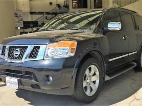 Nissan Armada 5.6l Exclusive Mt 2014