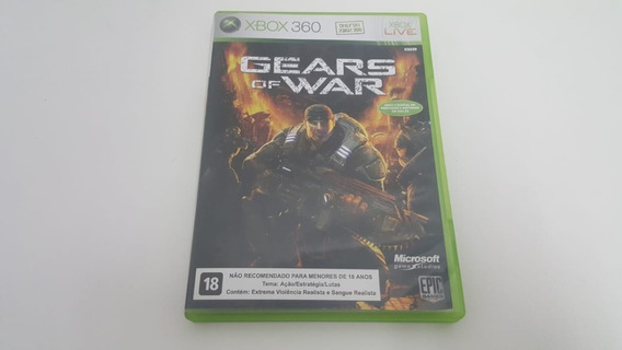 Gears Of War 1 - Xbox 360 - Original