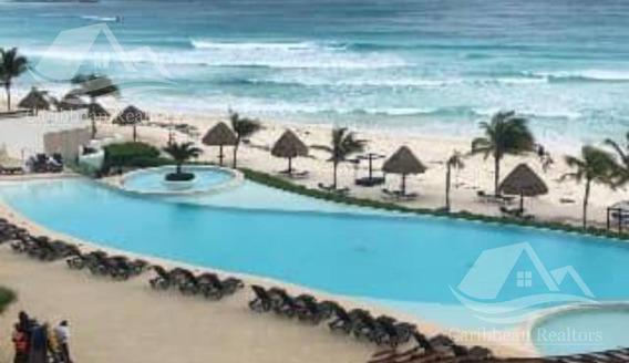 Departamento En Renta En Cancún Zona Hotelera//porto Fino
