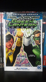 Hal Jordan And The Green Lantern Corps Vol. 4