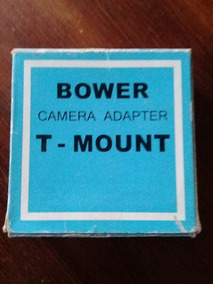 Anel T Para Sony Alpha A-mount Bower