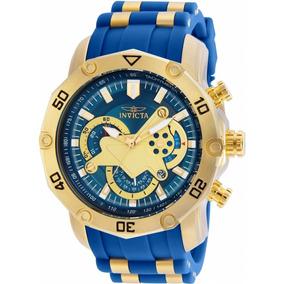 Invicta Pro Diver 22798 - Ouro 18k