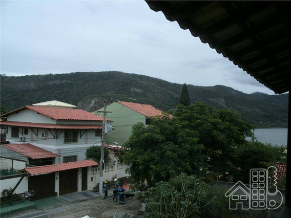 Casa Residencial Para Venda E Locação, Piratininga, Niterói - Ca0038. - Ca0038