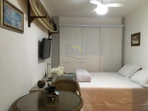 Kitnet Com 1 Dorm, Centro, São Vicente, Cod: 2995 - A2995