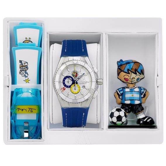 Reloj Technomarine Cruise Soccer Britto 114023g