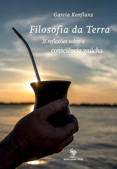 Livro Filosofia Da Terra - Garcia Konflanz