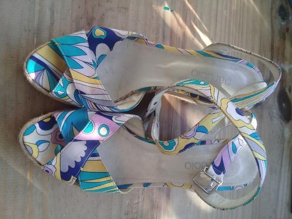 Zapatos/sandalias Paruolo