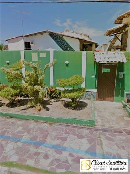 Casa 1/4 Em Condomínio Fechado Praia Do Flamengo - Ca00424 - 33587022