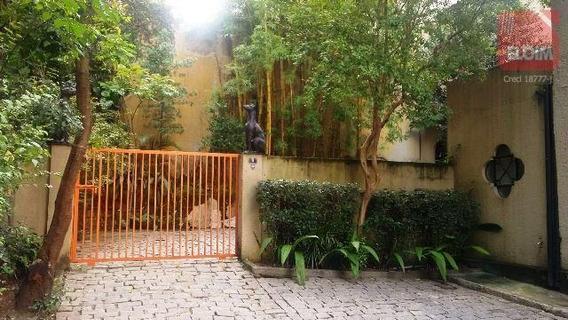 Casa Comercial Para Locação, Higienópolis, São Paulo. - Ca0955