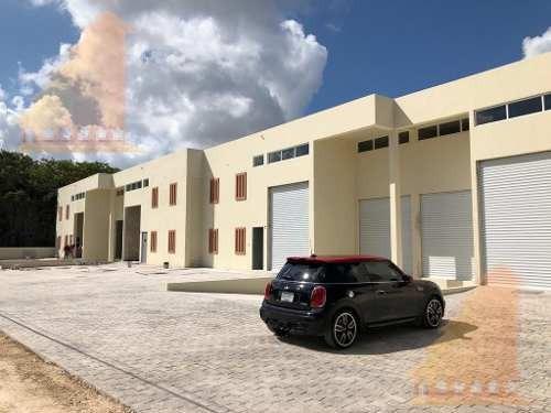 Bodegas Nuevas En Renta 500m Bonfil Colosio Cancun