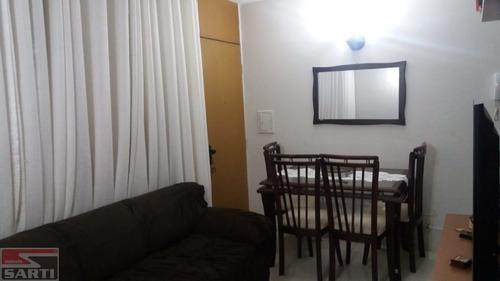 Imagem 1 de 15 de Apartamento Parque Peruche _ 2 Dormitórios  - St12340