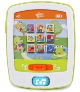 Bright Starts Tablet Light & Sounds Funpad Mlt 9183k Flab