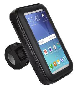 Suporte Celular Guidão Smartphone Até 6,5 Prova Dágua Chuva