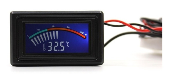 Termômetro Digital 5v Computador Pc Gabinete Fonte Medidor
