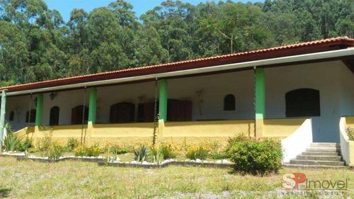Chácara Para Venda Por R$1.800.000,00 - Serrote, São José Dos Campos / Sp - Bdi22075