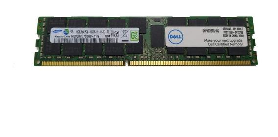 Memória Dell 16gb Ecc Rdimm R610 T610 R510 R520 T410 T420