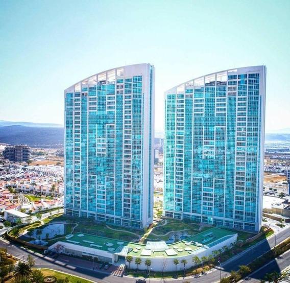 Estrena Penthouse De 3 Hab En Juriquilla Towers