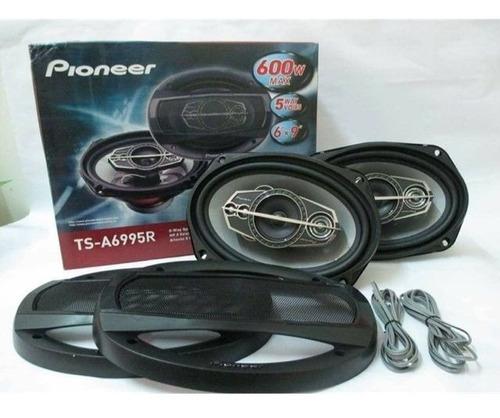 Cornetas Pioneer 6x9 Ts-a6995s 600w 5 Vias Originales