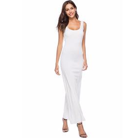 Vestidos largos blancos 2019