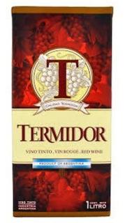 Vino Termidor Tinto 1litro.
