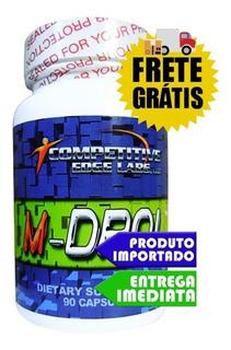 M Drol Pró H Competitive Edge Lab 90 Cáps + Frete Grátis