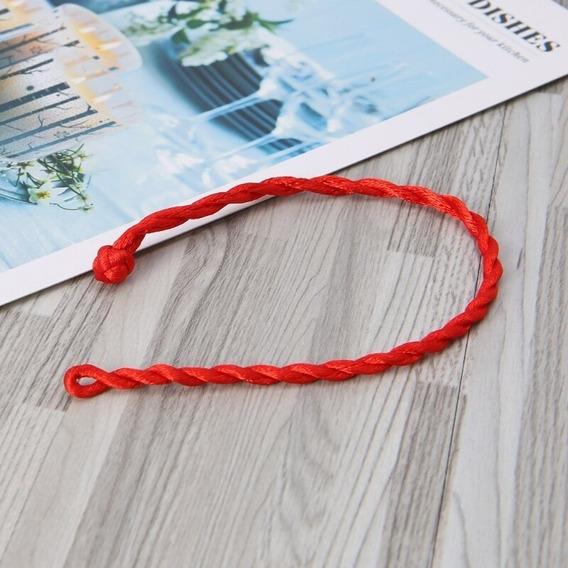 Fita Vermelha Kaballah Red String Pulseira Cabala