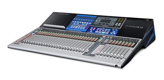 Míxer Digital Presonus Studiolive 32 Series 3 Mesa 32 Canais