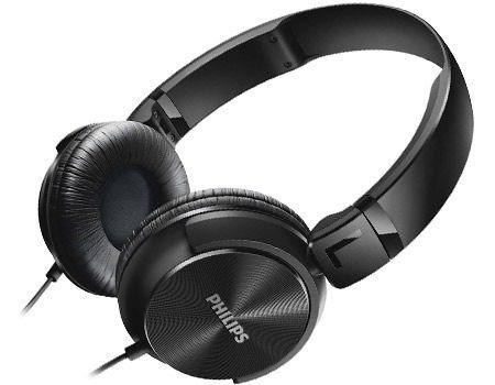Fone De Ouvido Philips Shl3065 Stéreo Ajustável Importado