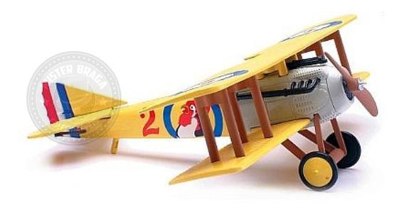 Kit Montar Avião De Combate Spad S.v Ii New Ray