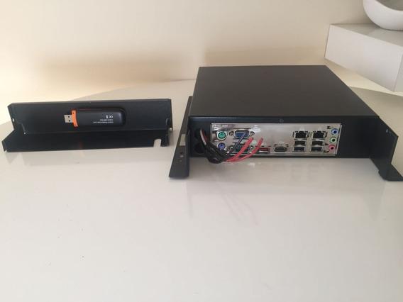 Computador Veicular 12v - Intel Dual Core - Ssd 60gb