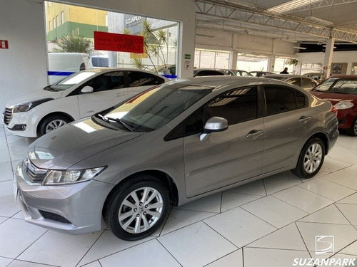 Honda Civic Lxs 1.8 2014