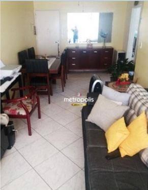 Apartamento À Venda, 73 M² Por R$ 320.000,00 - Barcelona - São Caetano Do Sul/sp - Ap2431