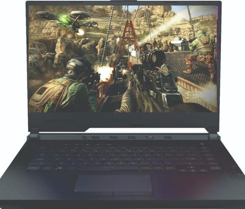 Notebook Asus Rog G531gt Intel I7 9°gen Gtx1650 Ssd512 15.6