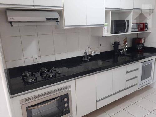 Apartamento Com 2 Dormitórios Sendo 1 Suíte C Closed, 2 Banheiros, Sala De Jantar, Sala De Tv, Sacada, Ampla Cozinha, Lavanderia, Armário Planejados, - Ap1775