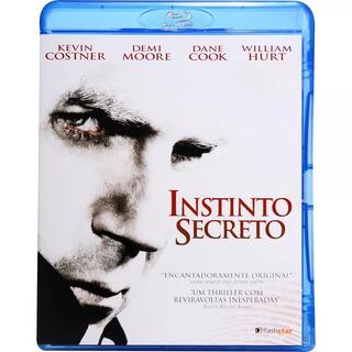 Blu-ray Instinto Secreto - Lacrado - Bd194