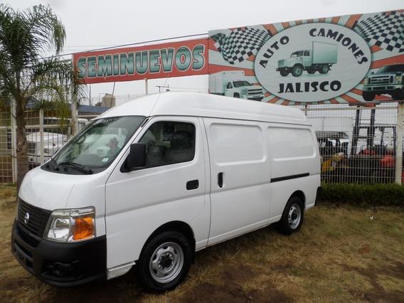 Nissan Urvan Panel Toldo Alto 2012