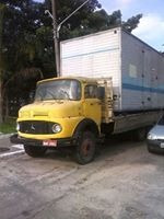Mb 1113 Truck Turbo 77 Carroceria