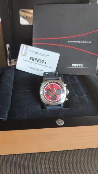 Panerai Ferrari Granturismo Chronograph Limited Edition