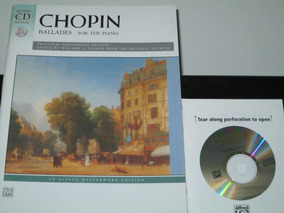 Chopin - Ballades For The Piano + Cd