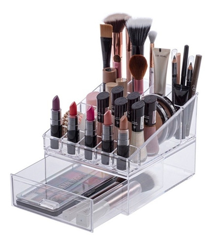 Imagem 1 de 4 de Kit Organizador De Cosmeticos Elegante Paramout Oferta Loi!