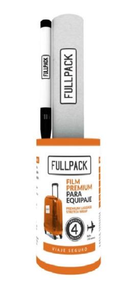 Film Protector Equipaje Fullpack P/4 Valijas, Lemi Equipajes