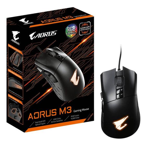 Mouse Gaming Aorus M3