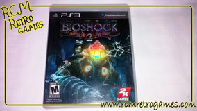 Bioshock 2 Playstation 3 Ps3 - Mídia Física